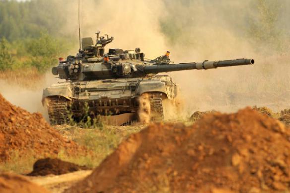 Боевики ИГ* захватили русский супертанк Т-90А. 378054.jpeg