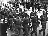 В Риге пройдет марш ветеранов СС