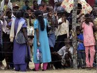 В последний месяц войны на Шри-Ланке погибли тысячи мирных
