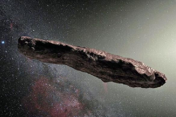 """Ученые назвали астероид Оумуамуа """"космическим огурцом"""". 383055.jpeg"""