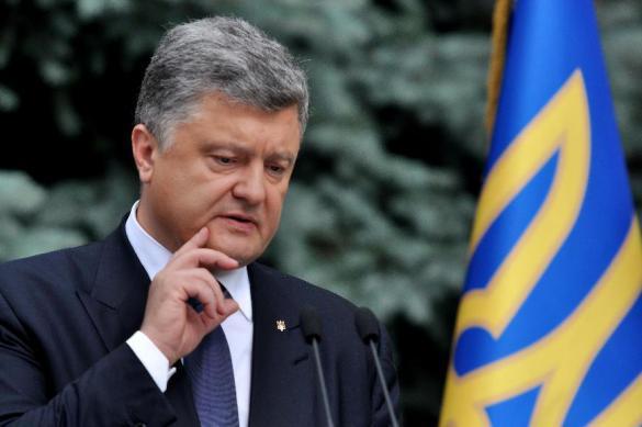 Чем Порошенко заранее оправдывает свой проигрыш на выборах. 393055.jpeg