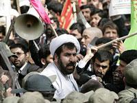 В ходе разгона демонстрации в Тегеране погиб один человек