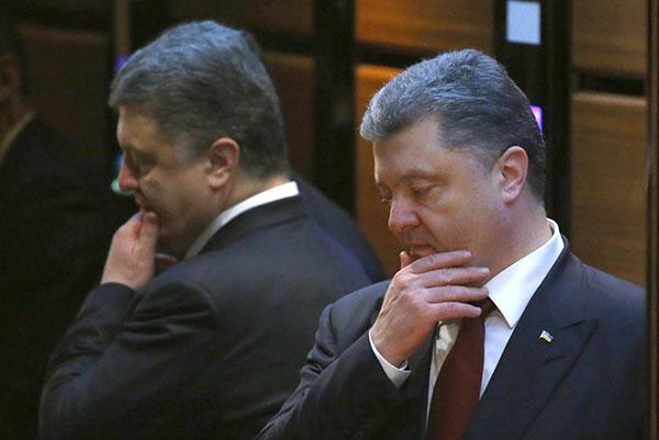 Новая конституция превращает президента Украины в диктатора и наместника Бога.
