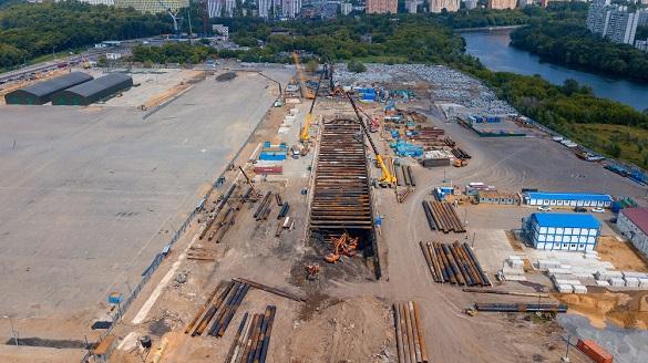 На месте сносимого поселка Терехово в Мневниках построят метро и ТПУ. 396056.jpeg