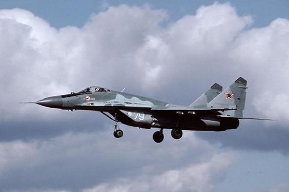Катастрофа истребителя Миг-29 вызвала дебаты в Польше. 400056.jpeg