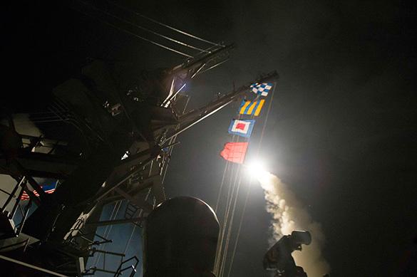 Американский министр назвал удар по Сирии развлечением после уж
