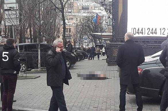 Украинская милиция задержала несколько подозреваемых впричастности кубийству Вороненкова