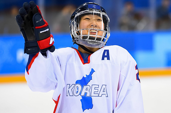 Она же не русская: кореянку простили за допинг на Олимпиаде. Она же не русская: кореянку простили за допинг на Олимпиаде