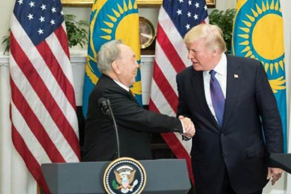 За спиной у России: Казахстан сотрудничает с США. 388057.jpeg