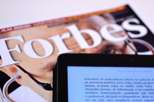 В сотню богатейших людей планеты по версии Forbes вошли восемь россяин.