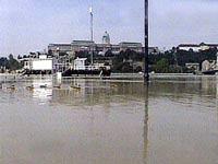 Вышедшая из берегов река затопила 200 домов в Махачкале