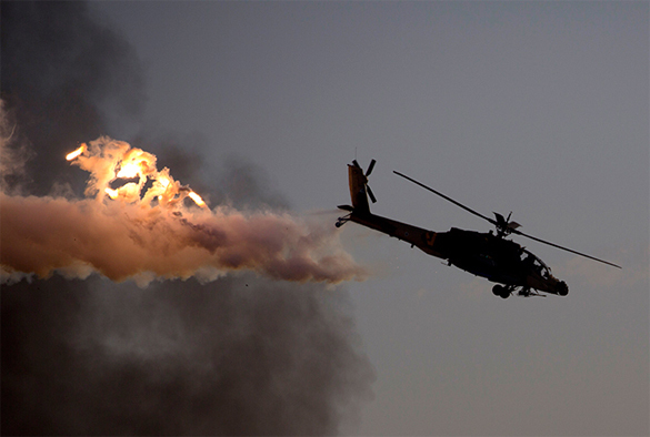 Противовоздушная мина — гроза вертолетов. Вооружение Российской армии - новейшая противовертолетная мина