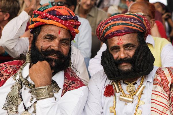 В Индии проходят ежегодные соревнования среди бородачей. ФОТО. 303058.jpeg