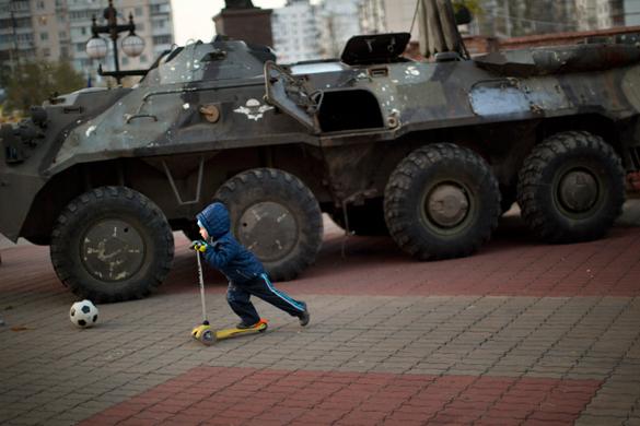 США не желают Украине ни войны, ни мира. война на востоке Украины, война на Донбассе, США Украина