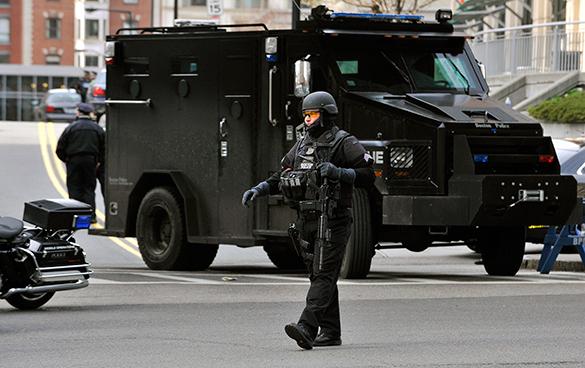 Индиана легализовала самооборону против полицейских. полиция, сша, спецназ