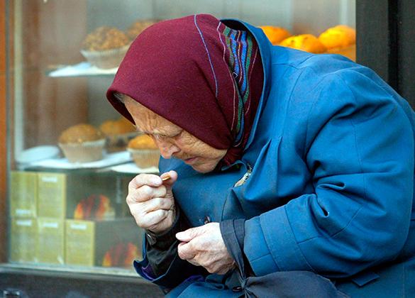 В России пенсии вырастут на 7 процентов
