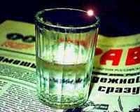 Русская водка, или 40 градусов по Менделееву