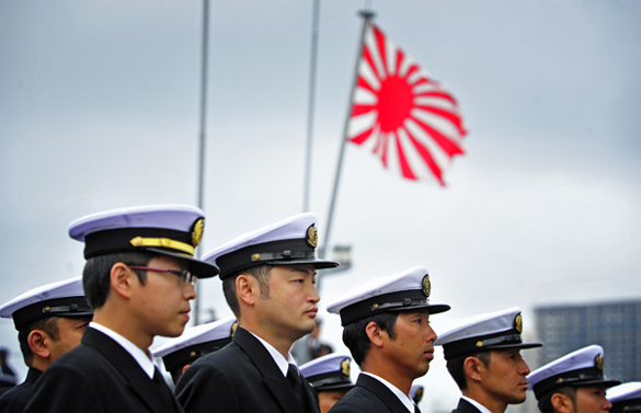 Япония предает США и Европу. Япония предает США и Европу
