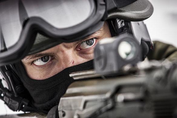 Нацгвардия России получит АК-74М