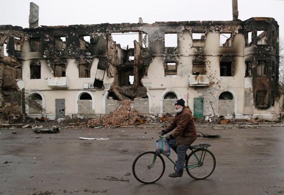 Из-за повреждения станции вЯсиноватой может случится экологическая трагедия — СММ ОБСЕ