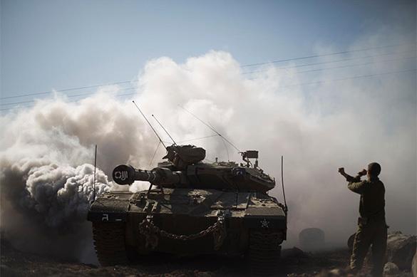 Асад обвинил Израиль в организации сирийской войны