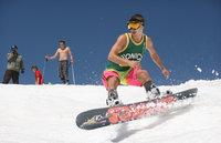 Знаменитый сноубордист из США хочет выступать за Россию. snowboard