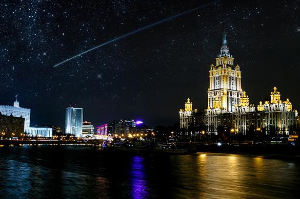 3 В июне жители России увидят звездопад и смогут понаблюдать за