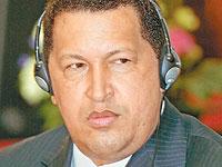 Чавес опасается гражданской войны в Гондурасе