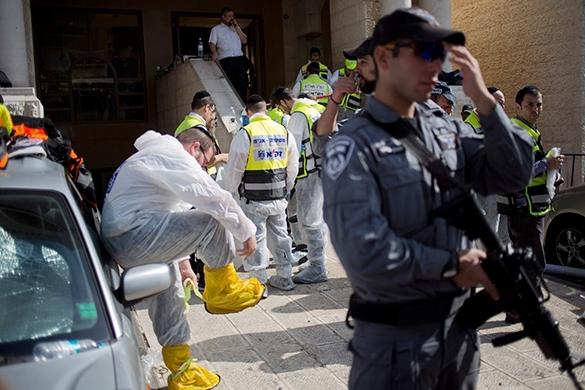 Полицейский, получивший ранения во время нападения на синагог в Израиле, умер. Число жертв нападения на синагогу в Израиле выросло до пяти