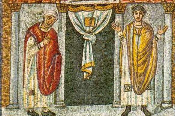 Канун поста: неделя о мытаре и фарисее. 399063.jpeg