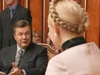 Тимошенко обвинила Януковича в дезертирстве