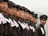 Северная Корея привела свою армию в состояние повышенной
