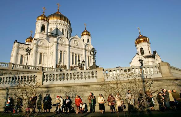 Православные России готовятся отмечать Пасху. 317064.jpeg