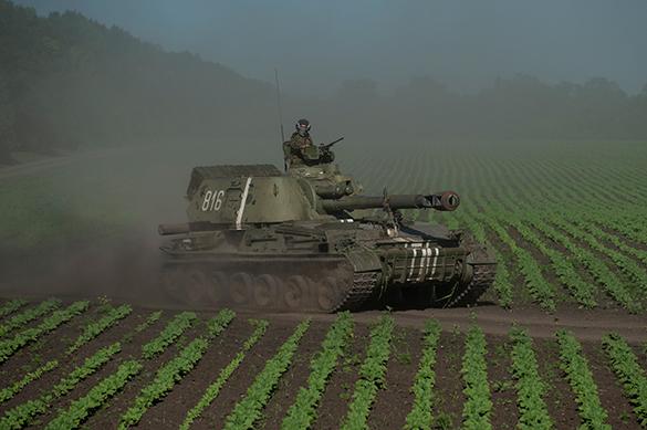 Американские сенаторы разрешили вооружить Украину. украина, армия, бронетехника, вооружение