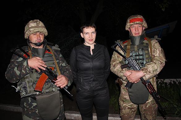 Савченко, военные
