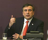 Саакашвили готов помиловать оппозиционеров-нарушителей