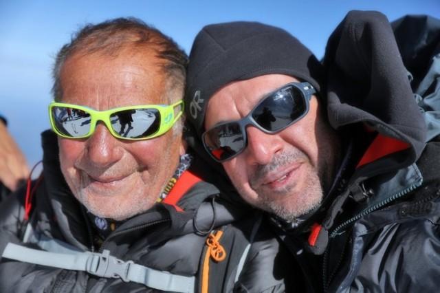 87-летний новгородец побил мировой рекорд, покорив Эльбрус. 87-летний новгородец побил мировой рекорд, покорив Эльбрус