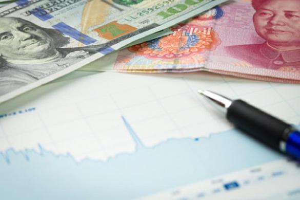 КНР  летом  сократил вложения вамериканский госдолг на $7,7 млрд