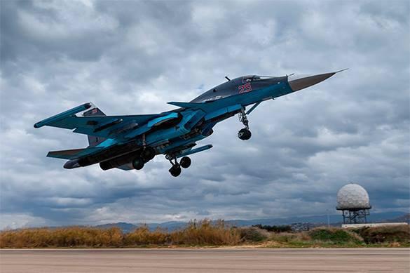 Россия в Сирии может ответить США