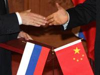 Объем китайско-российской торговли сократился более чем на треть