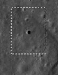 Рождение лунной спелеологии