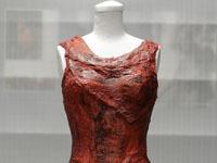 Мясное платье Леди Гага покажут в музее. gaga
