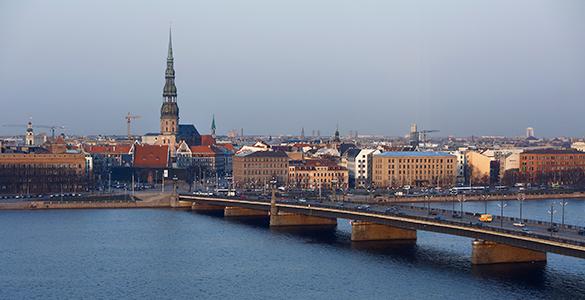Латвия: