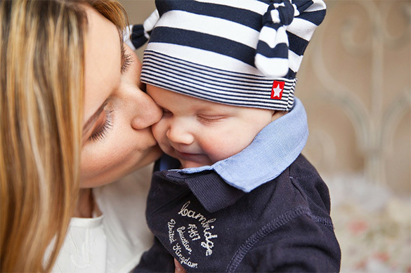 В Москве открылся новый гуманитарный центр для нуждающихся матер