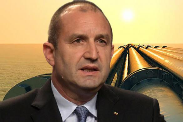 Президент Радев призвал Россию надуть Болгарию газом напрямую. 387067.jpeg