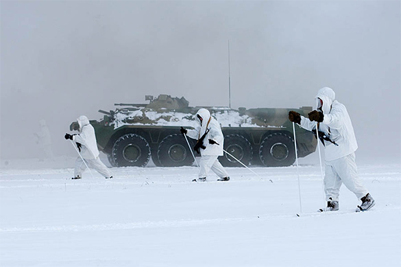 КОРОТЧЕНКО и ПЕРЕНДЖИЕВ: Россия сможет защитить от США свои аркт