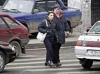 Почему гибнут пешеходы?