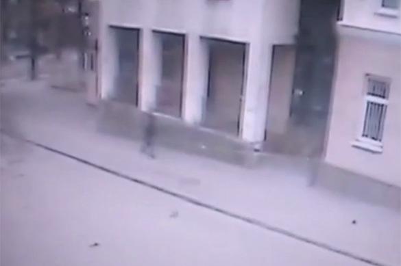 Опубликовано видео подрыва в школе Ростова-на-Дону. ВИДЕО