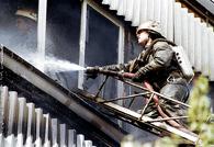 При пожаре в хабаровском санатории эвакуированы 78 человек