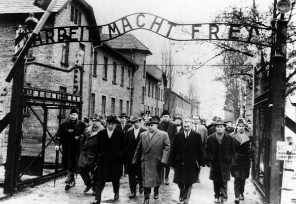 Правда об Освенциме: роль Польши. Правда об Освенциме